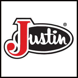 justin boots logo